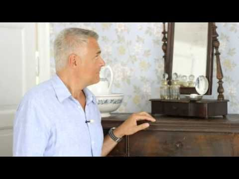 Nya detaljer smyckar sovrummet - Sommar med Ernst (TV4) - YouTube