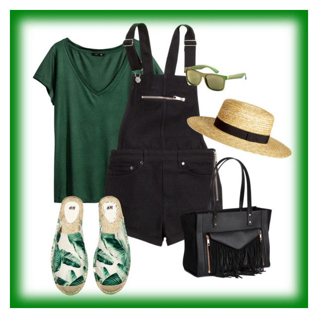 Go Green by girlie-contrast on Polyvore featuring H&M