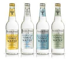 We love Fever-Tree Tonics! All natural, Indian, Low cal, Mediterranean, Elderflower.