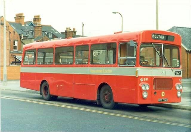 331 Bristol LH Northern Counties body