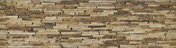 Stone cladding seamless texture. Best Textures
