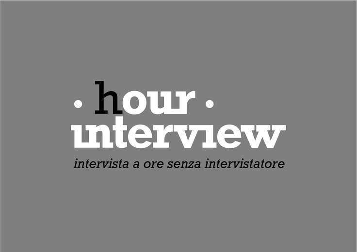#hourinterview https://vimeo.com/hourinterview    -  https://www.facebook.com/pages/hour-interview/394855497262746  Edit by #MauroPiccinini