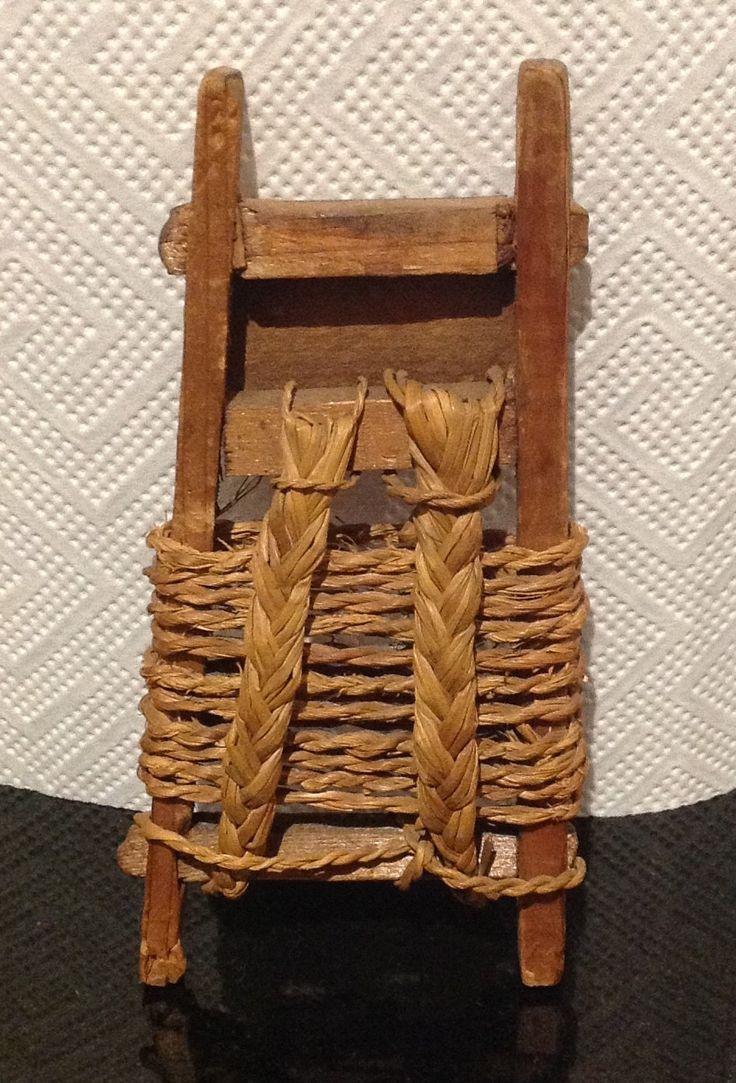 Rare Vintage Handmade Japanese Miniature Ladder. Bonsai tree trunk ladder. by ComicKamikaze on Etsy