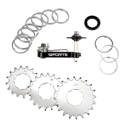 Forté Single-Speed Conversion Kit - Performance Exclusive Mountain Bike Components