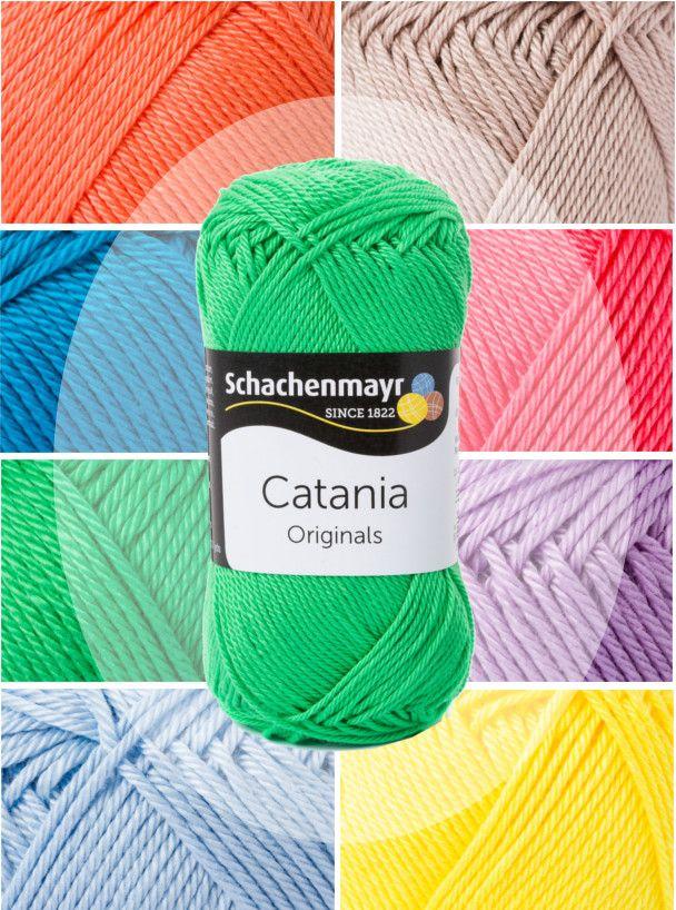 Alle Farben, Designs und Informationen rund um Schachenmayr Catania gibt es auf Schachenmayr.com.