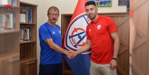 Altınordu'ya 30 yaşında forvet: TFF 1. Lig ekiplerinden Altınordu, Alman 3. Lig ekiplerinden Preuben Münster'de forma giyen Mirkan Aydın'la 1 yıllık sözleşme imzaladı.