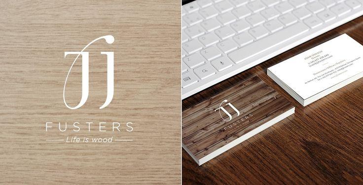 JJ FUSTERS – IDENTIDAD CORPORATIVA Y ESTRATEGIA DE MARCA Relanzamiento de JJ a través de una nueva definición y reposicionamiento de la marca.