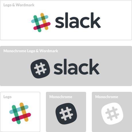 How to Create a Remarkable Logo Design // Slack Brand Guidelines on Brandfolder Blog