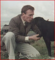 All Creatures Great and Small British TV show written by James Herriot  http://classic-film-tv.blogspot.com