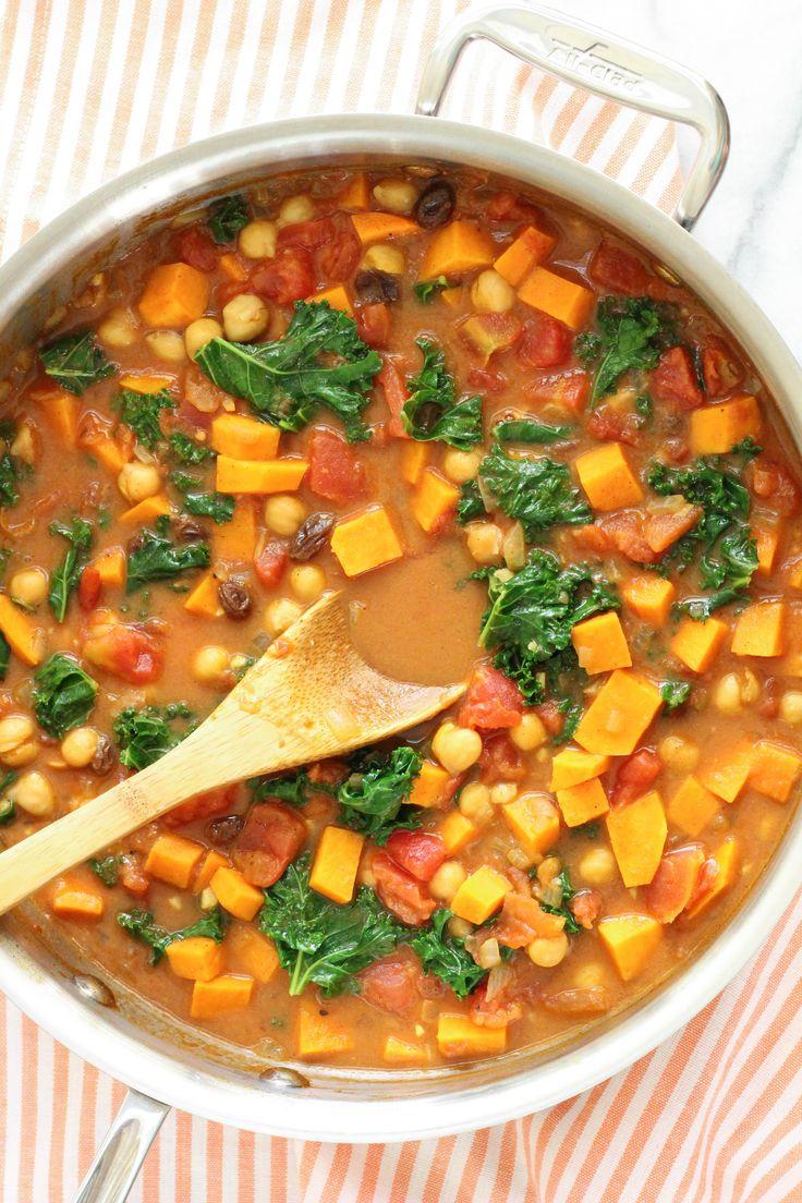 potato stew plant based sweet potato and chickpea stew with quinoa