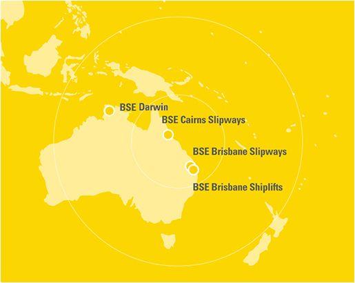 BSE adds additional capability in Northern Australia #BSEdarwin #shiprepair #darwin