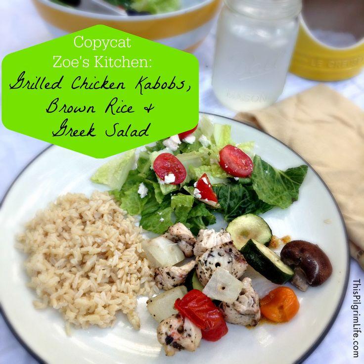 Zoes Chicken Salad Recipe