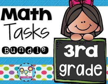 beste idee atilde n over math expert op math tasks bundle 3rd grade your third graders will be math experts this 152