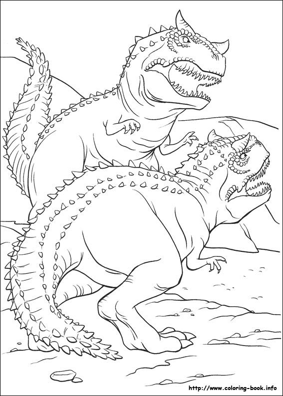 40 best dinosaur coloring pages images on pinterest | coloring ... - Dinosaur Printable Coloring Pages