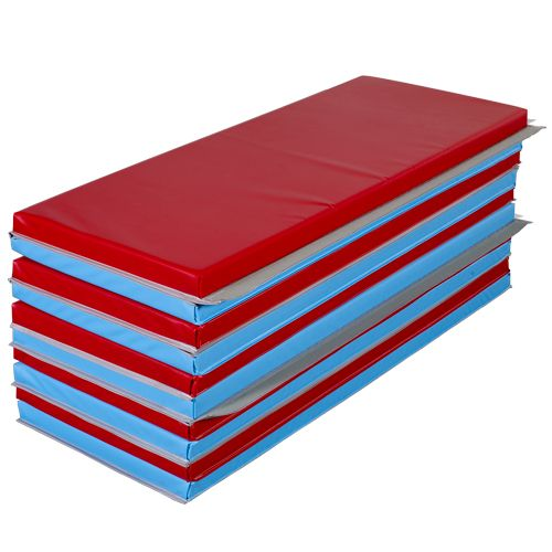 custom 4x8 ft gym mats x 15 inch with v2 is made to order with