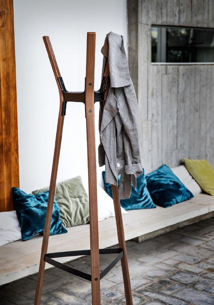 Steelwood Coat Stand By Rowan And Erwan Bouroullec For Magis