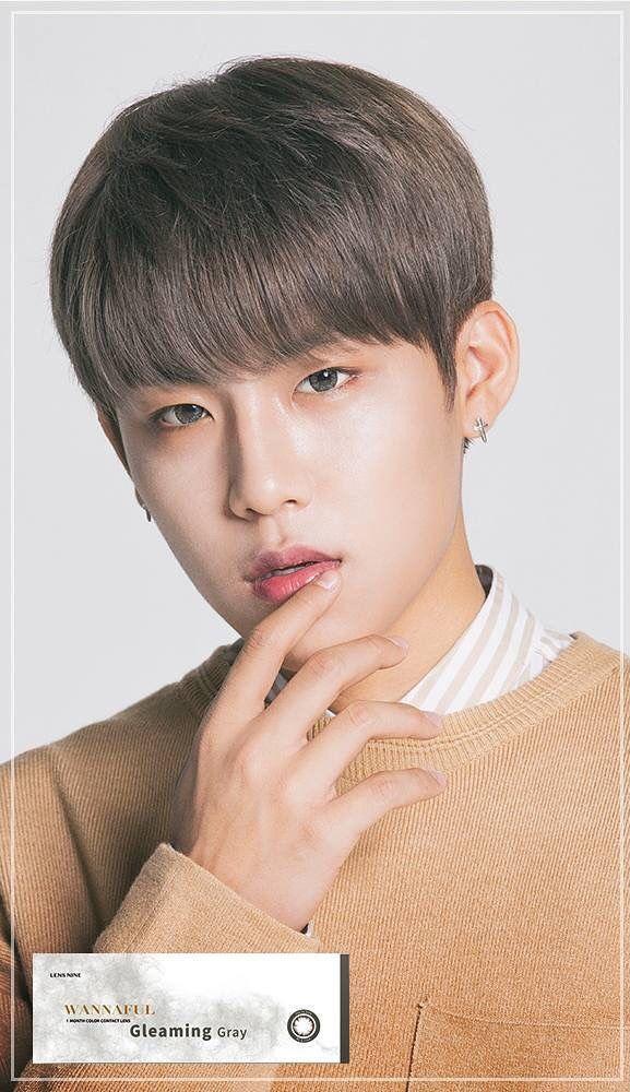 Wanna One x Lens Nine - Park Woojin #WannaOne #ParkWoojin #Woojin #워너원 #박우진 #우진