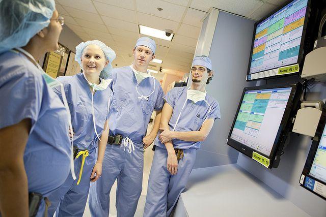 Graduate Medical EducationObstetrics and Gynecology (OB/GYN)Surgery, scrubs, Surgery Center. Ashley Alombaugh, MDGavin Puthoff, MDAndrew Dav...