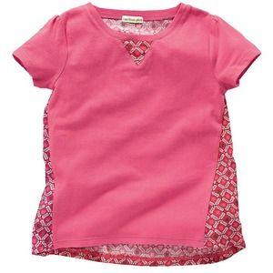 【Kids】テクスチャーミックスTシャツ|ヴェルボデ   #キッズファッション #ベビーファッション #ヴェルボデ #Tシャツ