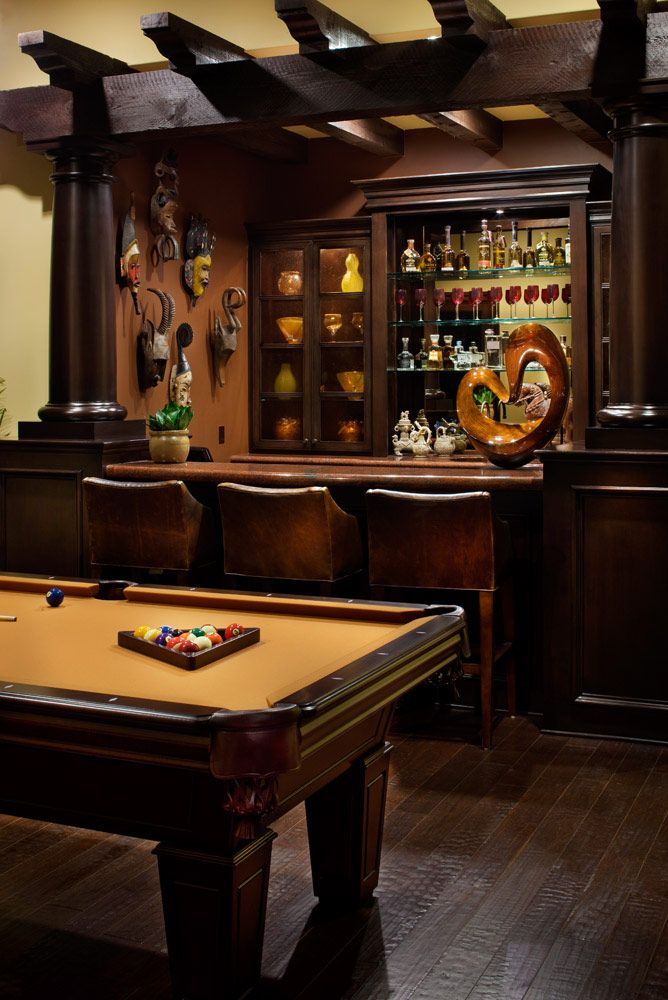 Best Of Game Room Bar Ideas