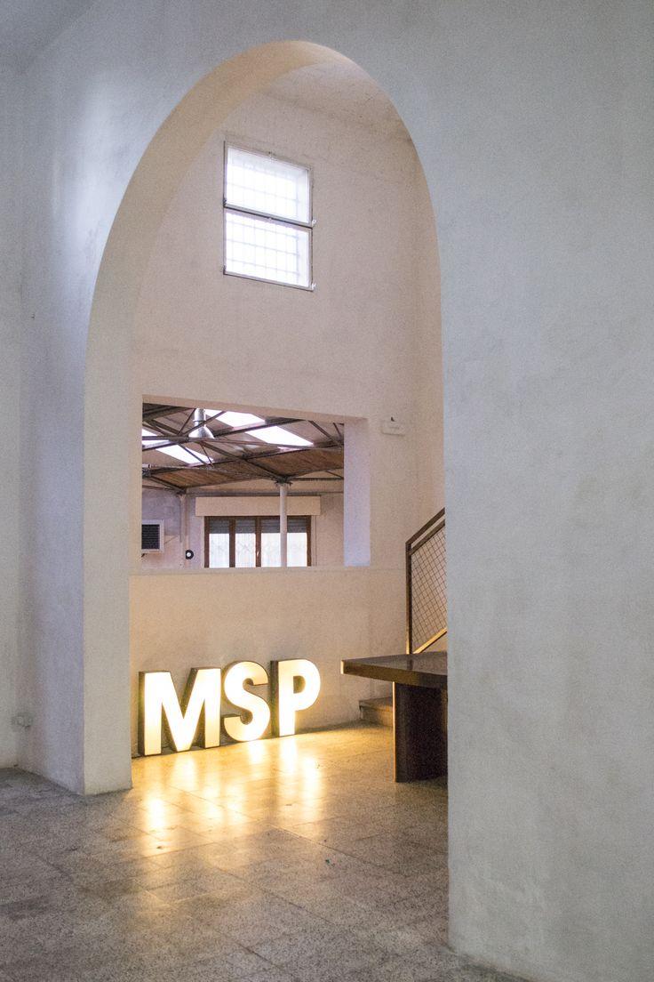 Magazzini San Pietro ( MSP ) Formigine and Laminam