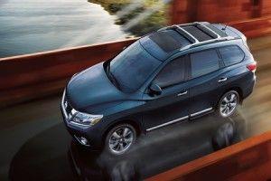 2013 Nissan Pathfinder Price - 2013 Nissan Pathfinder Review & Photos