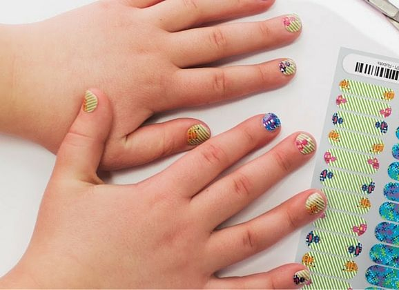 JAMBERRY FOR KIDS – NAILED IT!