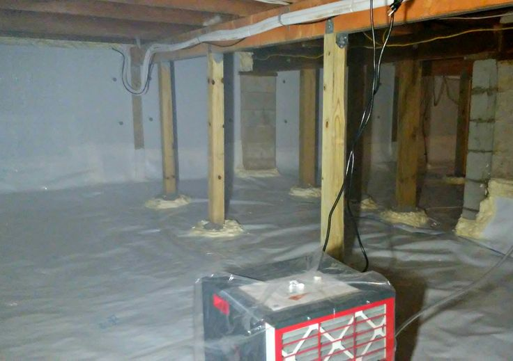 Best 25 crawl space insulation ideas on pinterest for Crawl space conversion to basement cost