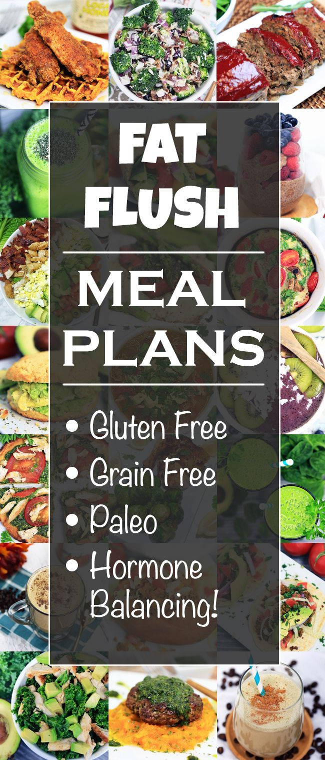 These weekly meal plans are designed to balance your body & hormones so weight loss comes naturally. Plus, they're Gluten Free, Grain Free, & Paleo Friendly with a focus on healthy fats to keep you full and satisfied.