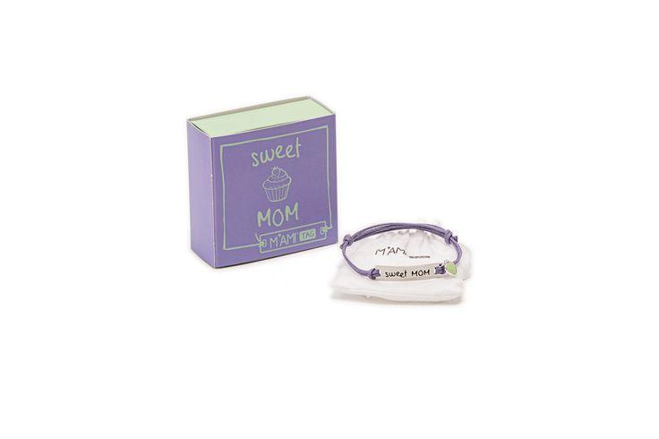 La tua mamma è dolcissima? Ringraziala regalandole un braccialetto M'AMI Tag su misura per lei! Lo trovi qui: http://ndgz.it/mamitag-bracciale-mamme  #supermamma #mamme #rock #fashion #sweet #perfect #gravidanza #donne #cupcake #mom