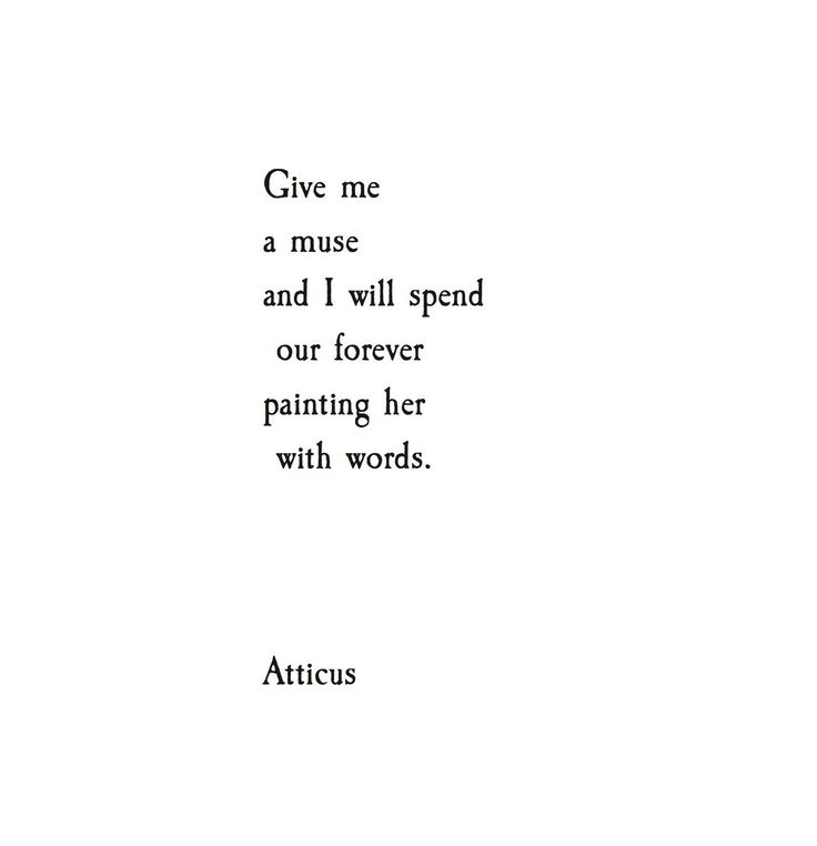 Our Foreveru0027 @Atticuspoetry atticus poetry Pinterest Poem - complaint words