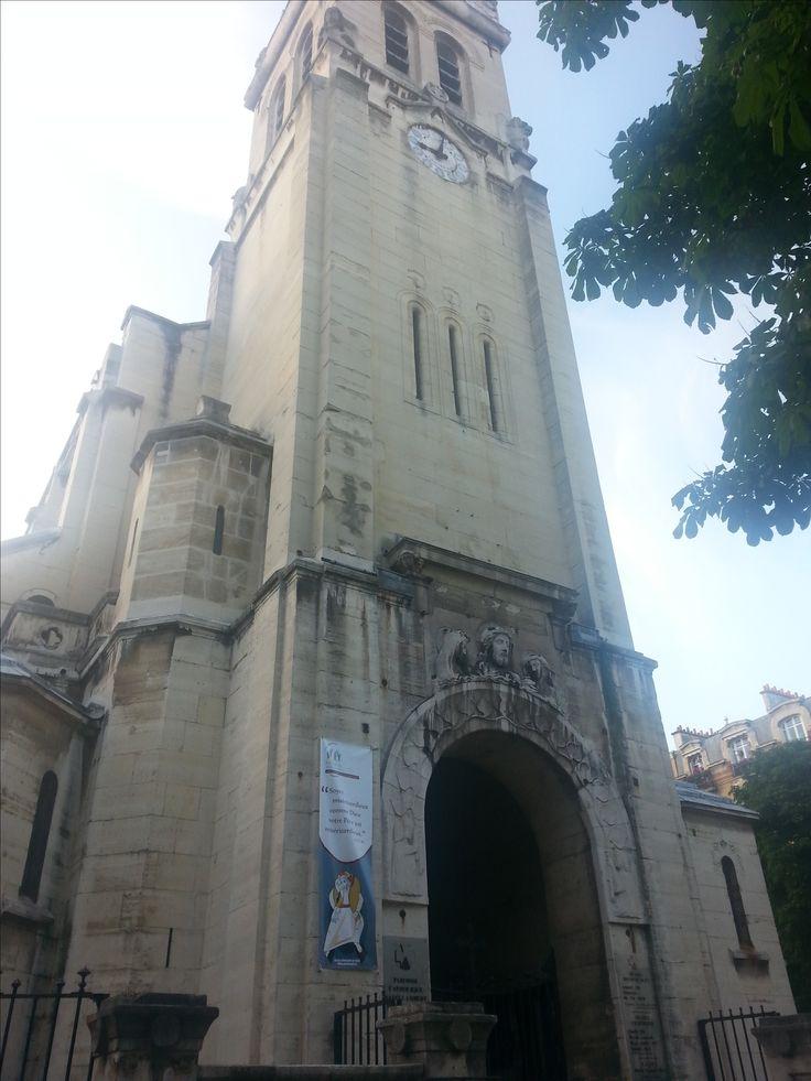 St.Lambert de Vaugirard Paris,France.