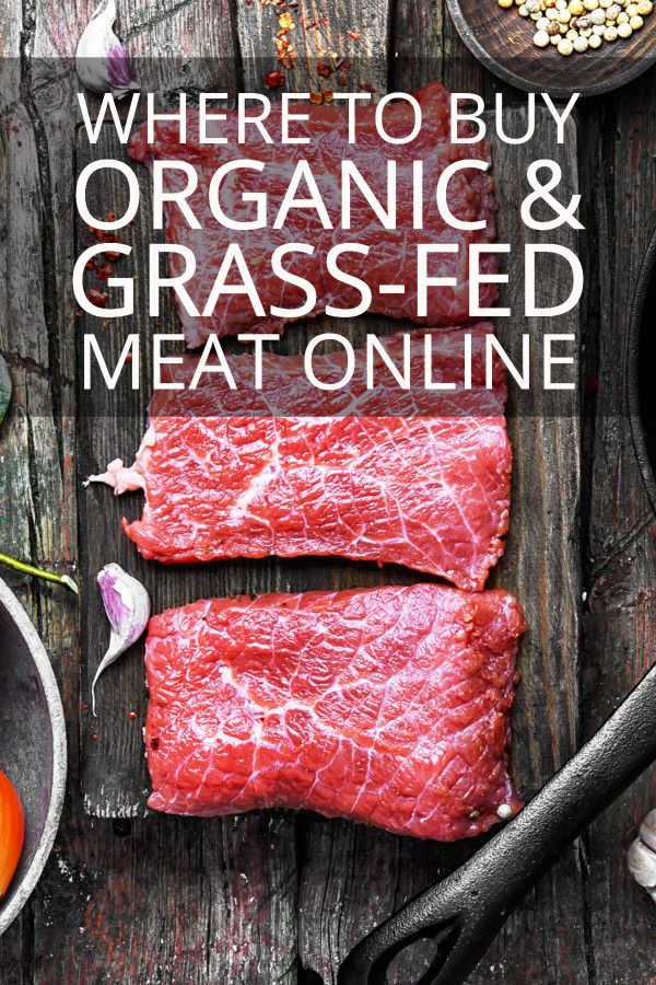 Gourmet and Organic meat delivery - Where to order meat