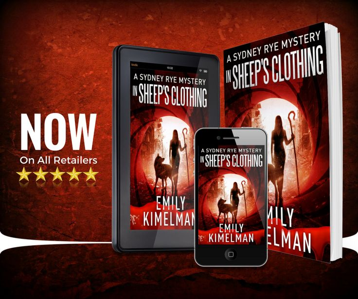 Sydney Rye #9 By Emily Kimelman Sydney Rye is missing. All that's left of her is a depression in the dirt and a pool of blood. Robert Maxim is ruthless, powerful, and determined to find her. April Madden is a preacher's wife, and Sydney's mother. She's willing to risk everything…her sobriety, her marriage, even her …