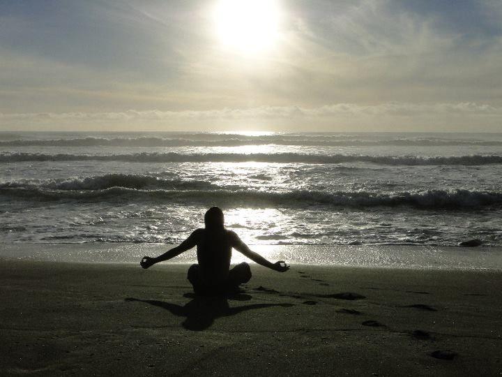 Sunset Meditation...