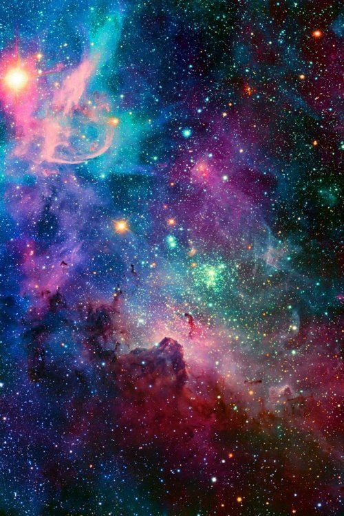 Rainbow Galaxies, oh God, you have great talent for the beautiful !