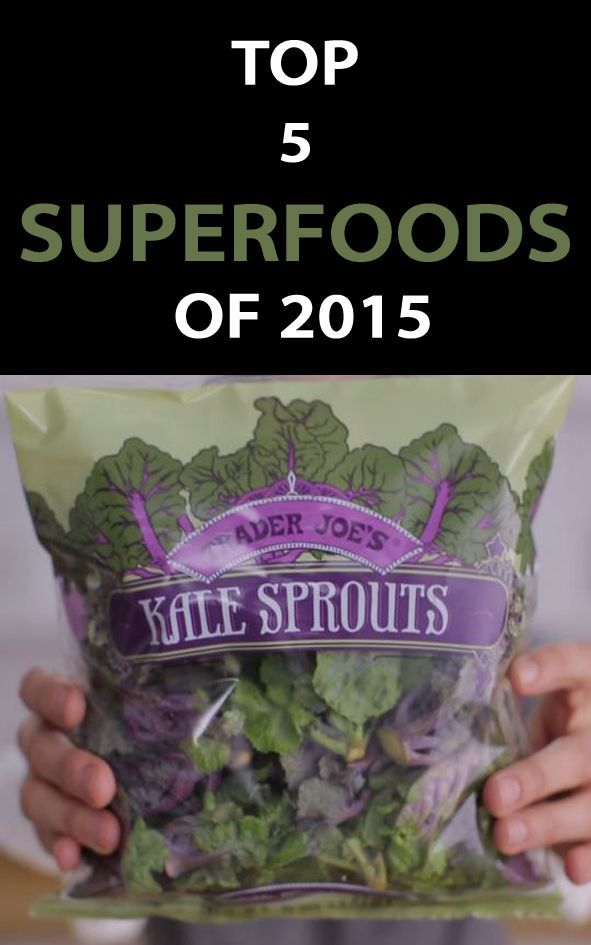 TOP 5 SUPERFOODS OF 2015: http://therunningbug.co.uk/videos/b/how-to/archive/2015/04/14/top-5-superfoods-of-2015.aspx?utm_source=Pinterest&utm_medium=Pinterest%20Post&utm_campaign=ad These incredible superfoods are bound to give your body a great boost! #nutrition #superfood #diet #food