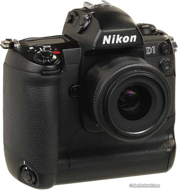 Nikon D1 I love my wife!  I am now doing my research and I am officially in the market for my first D1.
