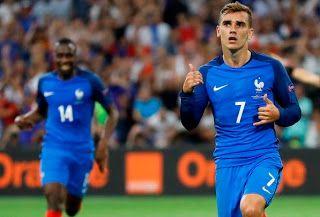 Blog Esportivo do Suíço:  Uefa divulga a seleção da Eurocopa; Griezmann é eleito o melhor jogador