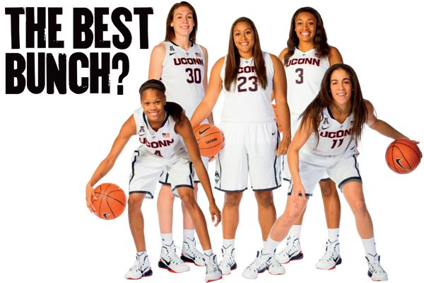 Four UConn Huskies Greats Discuss the Unlimited Potential of This ...