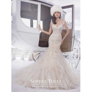 Sophia Tolli Clearance | Designer Bridal, Prom and Evening Gowns at the Bargain Prices