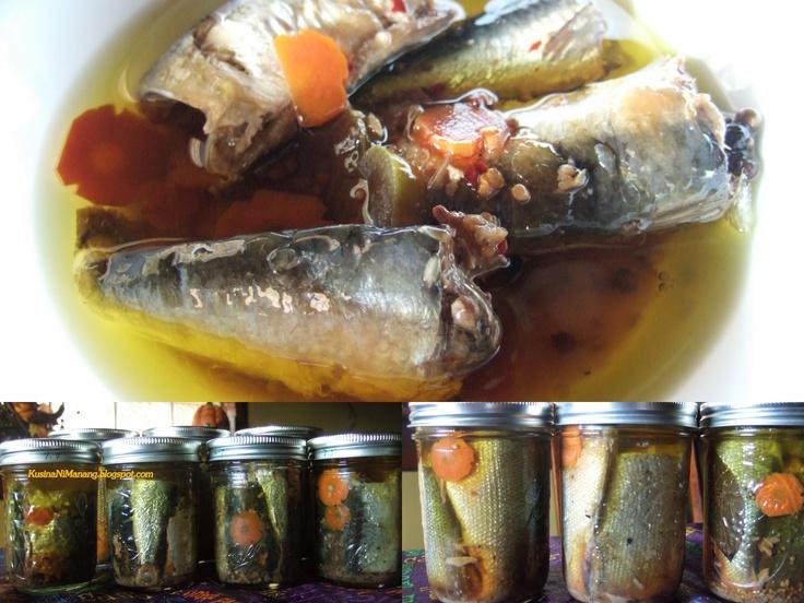 Sardinas Na Bangus Recipe
