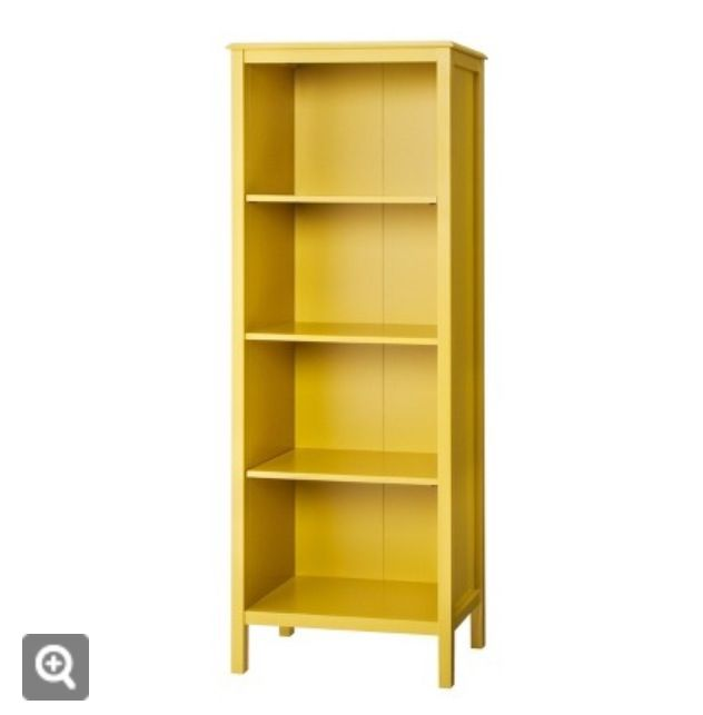 Target Book Shelves best 25+ yellow bookshelves ideas on pinterest | yellow storage