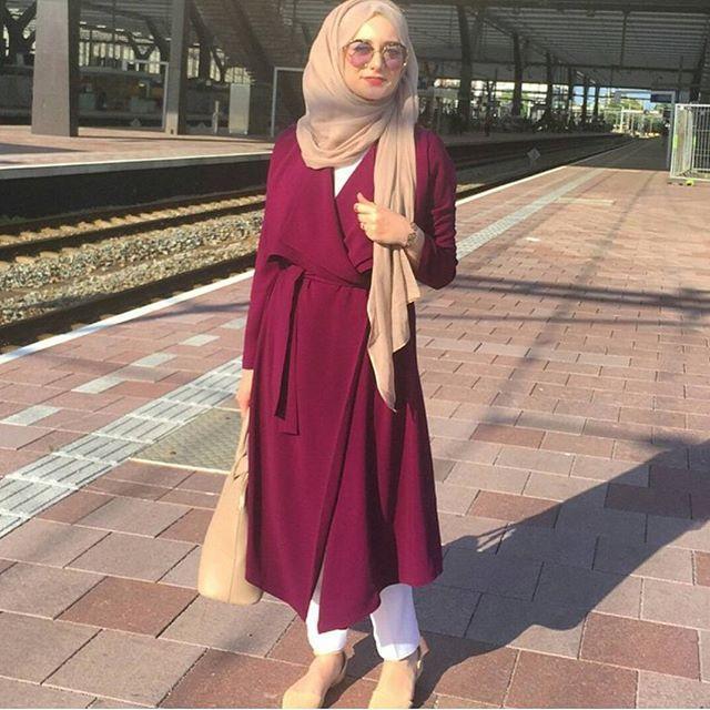 @seymatje #hijabfashion