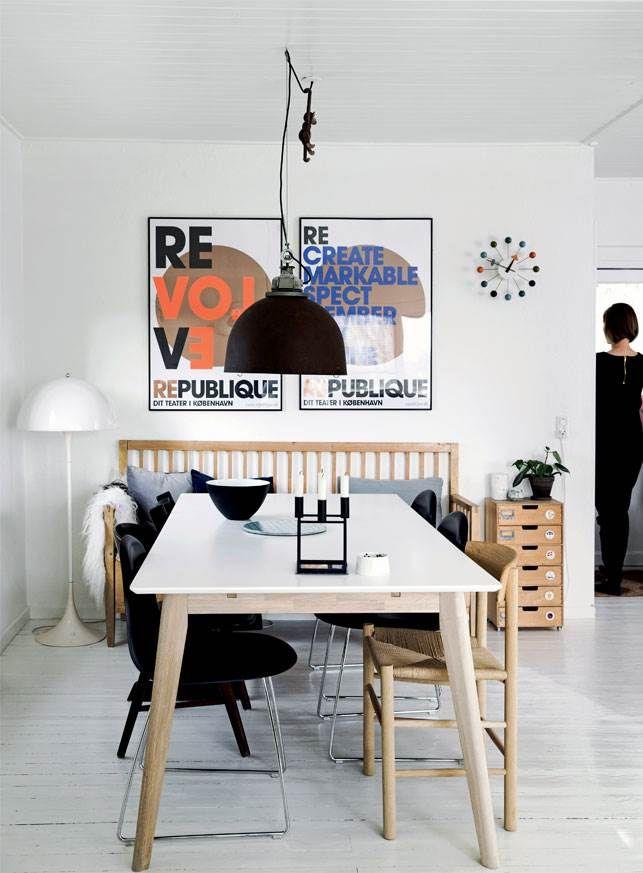 Line Otkjær Smed blev næsten ved et tilfælde den heldige ejer af sit drømmehus. Kom med indenfor!