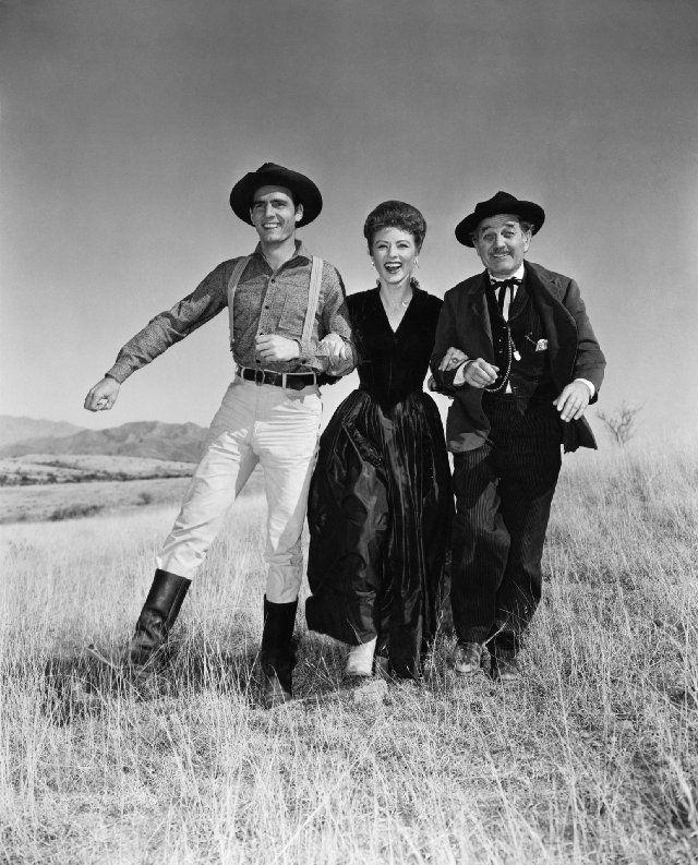 Gunsmoke (1955)   Photos with Amanda Blake, Milburn Stone, Dennis Weaver