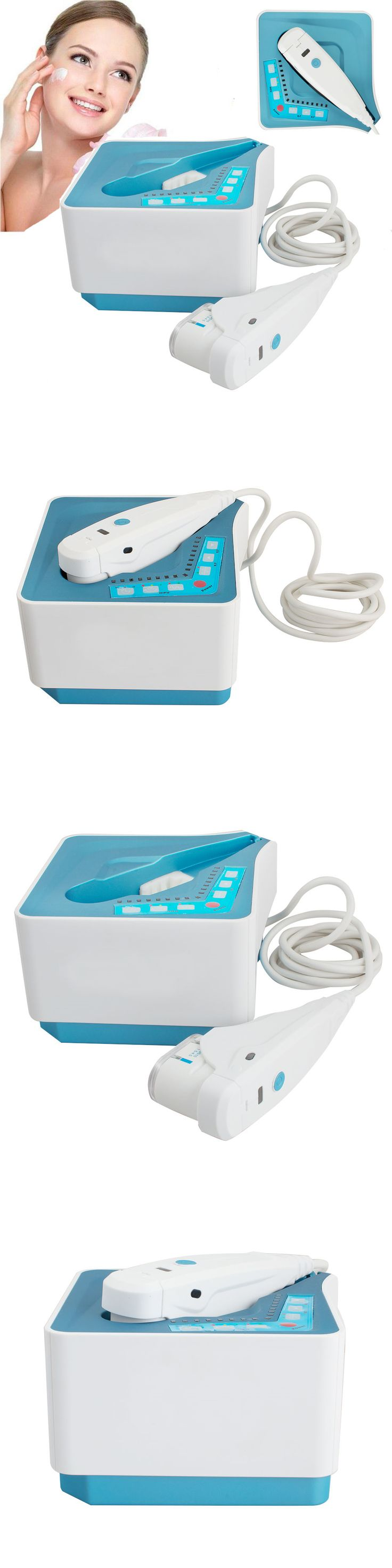 Professional Facial Machines: High Intensity Focused Ultrasound Ultrasonic Rf Led Facial Machine Spa 110V Goe -> BUY IT NOW ONLY: $404.27 on eBay!