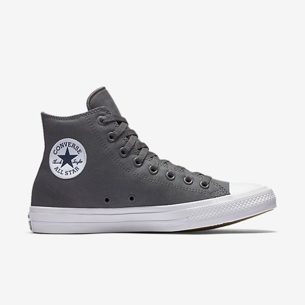 Converse Chuck Taylor All Star II High Top Shoe Size 8 (Grey) - Clearance  Sale