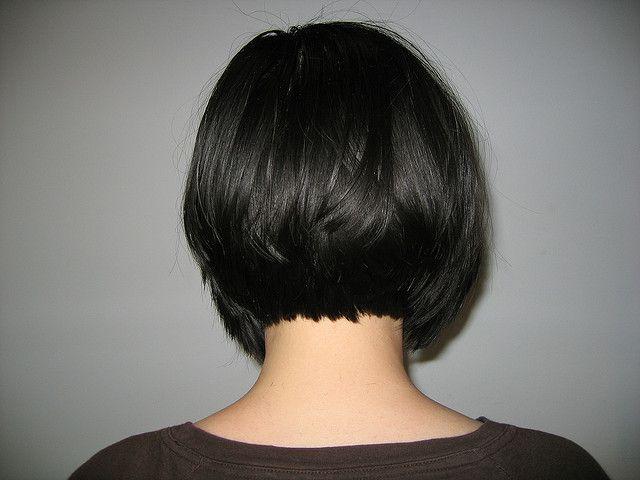 short bob back view  Google Search  Possible Haircuts