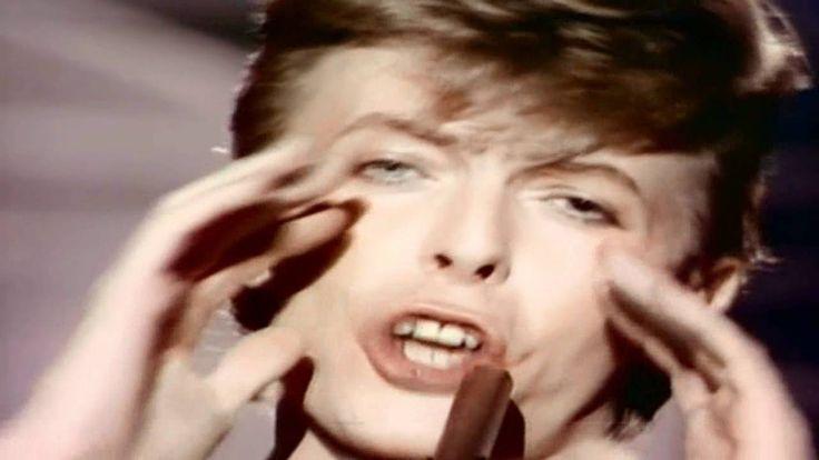 David Bowie ~ Boys Keep Swinging